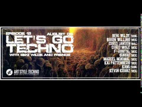 Let's Go Techno With Beni Wilde & Friends | Episode 15 - Bjoern Willing
