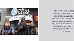 How to Register for the AT&T Discount