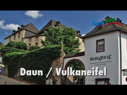 Download Daun | Stadt | Sehenswürdigkeiten | Rhein-Eifel.TV