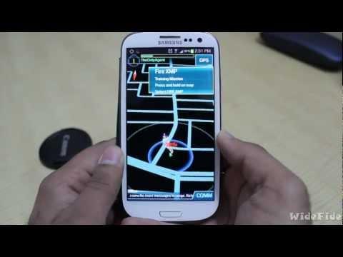 Ingress Gameplay : Niantic Labs @ Google Augmented Reality Game