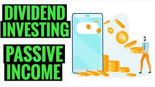 HOW TO MAKE PASSIVE INCOME WITH DIVIDEND INVESTING