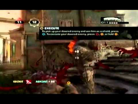 Gears Of War 3 Arm Rip Executions