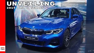 2019 BMW 3 Series Unveiling
