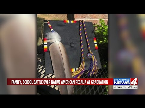 School Officials: Native American Regalia Not Allowed At Graduation Ceremony