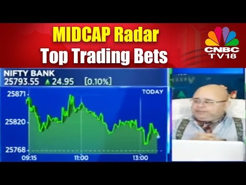 MIDCAP Radar | Top Trading Bets | 21st Nov 2017 | CNBC TV18