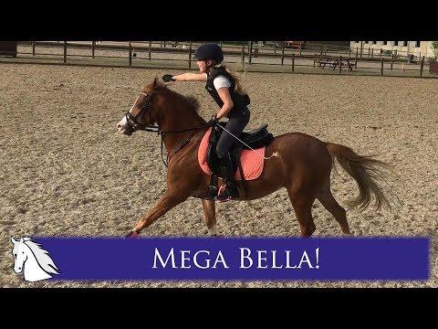 Super Tessa & Mega Bella!!!! * Hart voor Paarden *