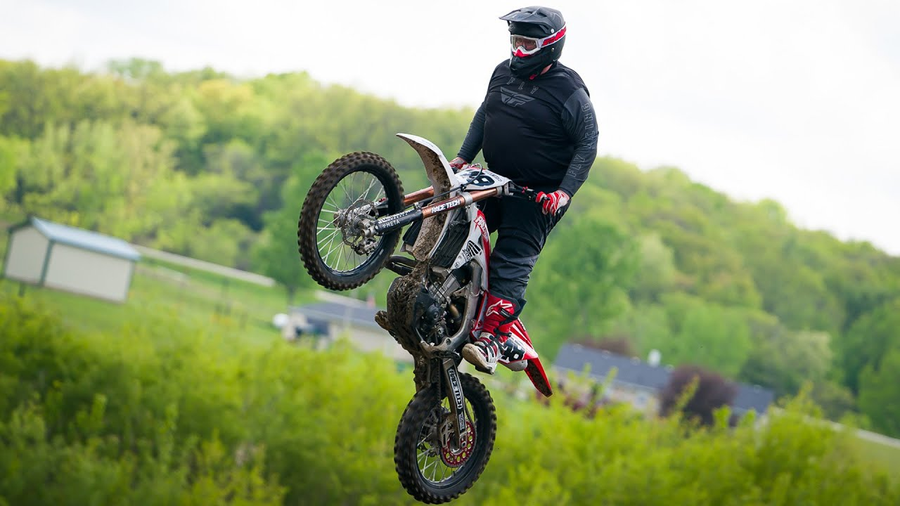 Race Tech & Chris Riesenberg Know The Importance Of Grassroots Motocross