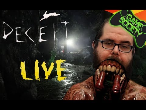 Deceit LIVE - Game Society