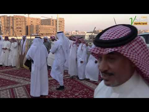 حفل زواج الملازم اول احمد علي الغامدي