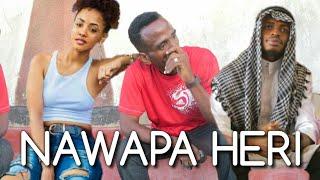 Shuhudia Baba Diamond Akimpa Baraka Diamond Na Mpenzi Wake Mpya TANASHA