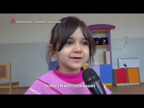 Кто твой враг? Отвечают дети Арцаха (Нагорный Карабах)