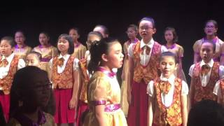 As if we never said goodbye by NSPS Choir