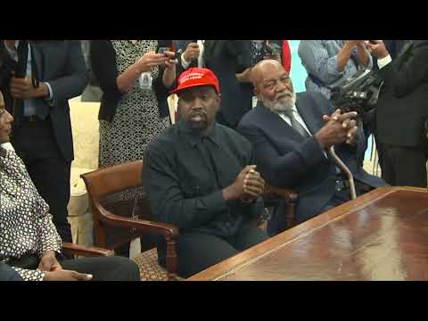 Kanye West's Oval Office Riffs Mp3