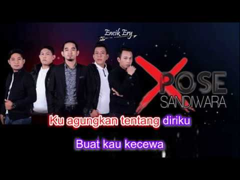 XPOSE Band - Sandiwara Minus One [ Karaoke ] + Lyrics