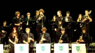 """Thousand Oaks High School AM Jazz Band plays """"On the Sunny Side of the Street"""""""