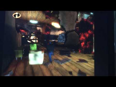 The incredibles apartment inferno destroyed object exploit or glitch