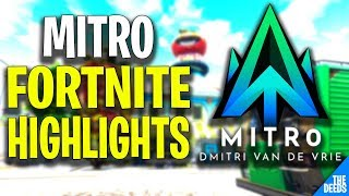 Atlantis Mitr0 Fortnite Highlights | Pro Player