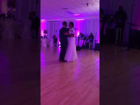 Kerrin and Dawson's wedding