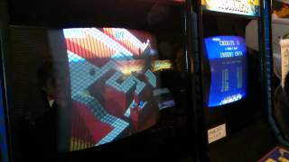KINACOでのH26.12.14オープン日にプレイしたマーブルマッドネスの...