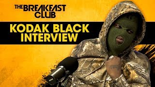 Kodak Black Talks Decision To Leave Florida, His New Girlfriend, New Album + More thumbnail