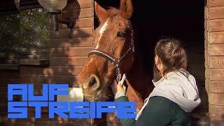 Pferd entkommt Schlachter! Drama um Butterblume! | Auf Streife | SAT.1 TV