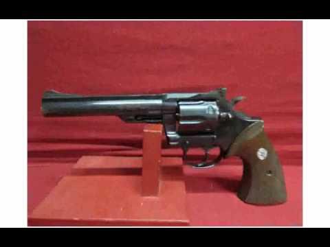 Arminius Model Hw 357 Revolver