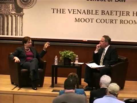 A Conversation with Supreme Court Justice Elena Kagan