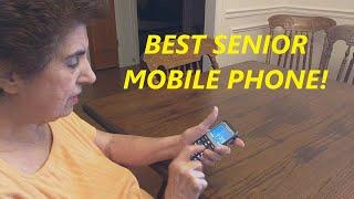 Full review - senior using Snapfon ezTWO Senior Unlocked GSM Cell Phone