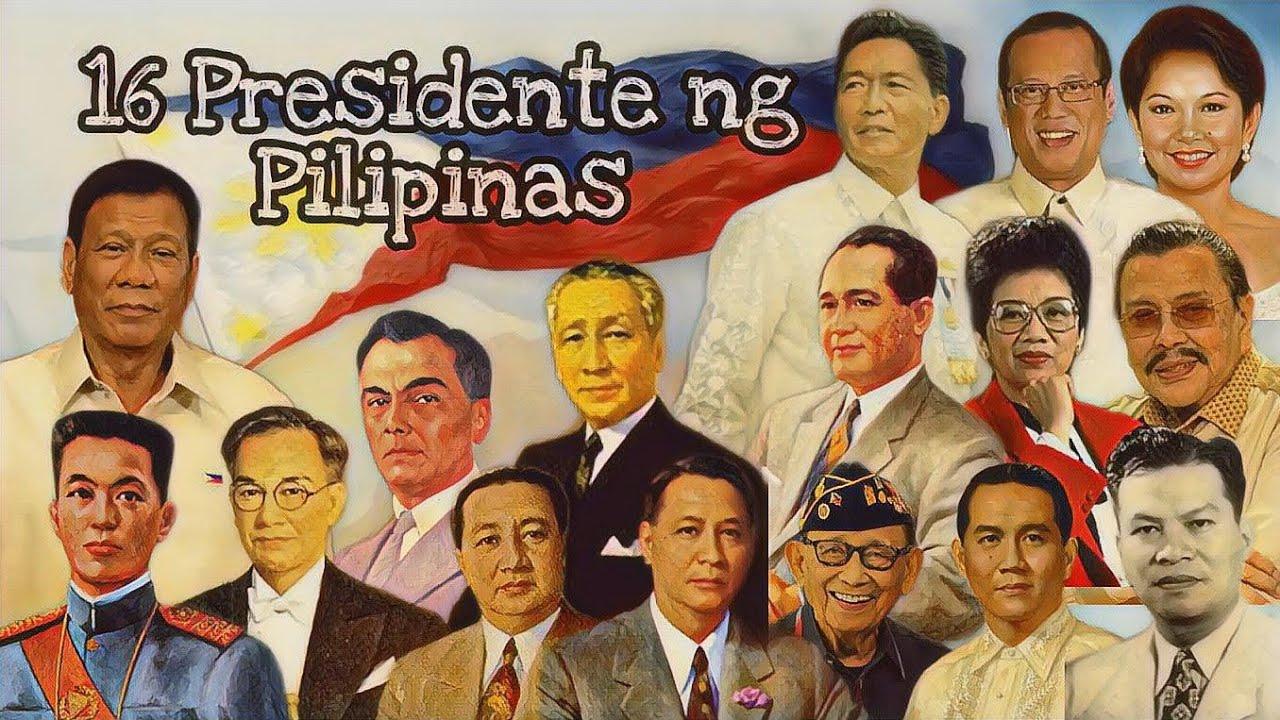Naging pilipinas mga pangulo ng Politika: Mga