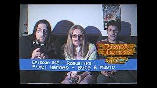 The Making of Pixel Heroes