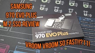 Samsung 970 EVO Plus SSD Review: The Perfect NVMe Boot Drive?