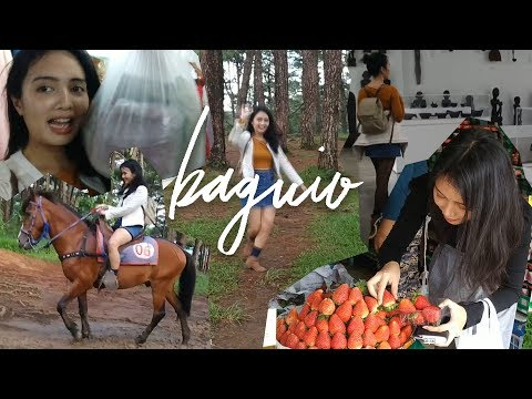 Baguio Vlog  | Get 10%off at Booking.com