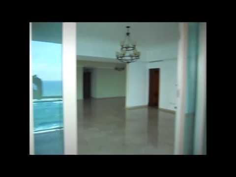 Malecon center apartamento en alquiler vista al mar for Piso 9 malecon center
