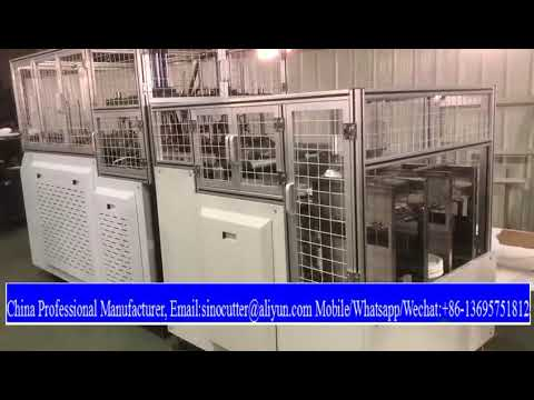 Hydraulic Paper Plate Forming Machine with Computer/Program Control Paper Plate Machine