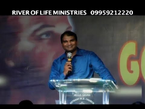 In Christ | Pastor B. Charles | River Of Life Ministries | SubhavaarthA