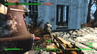 Fallout 4 GAMEPLAY on GeForce GTX560 Фоллаут 4 геймплей на GeForce GTX560