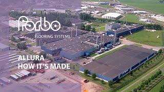 Forbo Flooring Systems Allura - LVT How It's Made