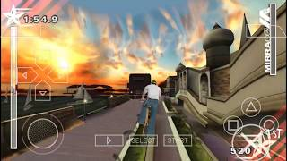 Cara Download dan Install Game Dave Mirra BMX Challenge PPSSPP PSP ISO  CSO Android