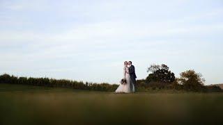Sweet, Emotional Barn Wedding || Best View Barn Wedding Video