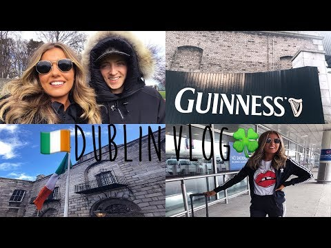 ST PATRICK'S DAY IN DUBLIN | MISS MOLLY