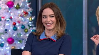 Emily Blunt Reveals 'Into the Woods' Singing Embarrassment