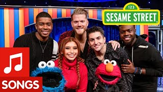 Lullaby Medley feat. Pentatonix | The Not-Too-Late Show with Elmo