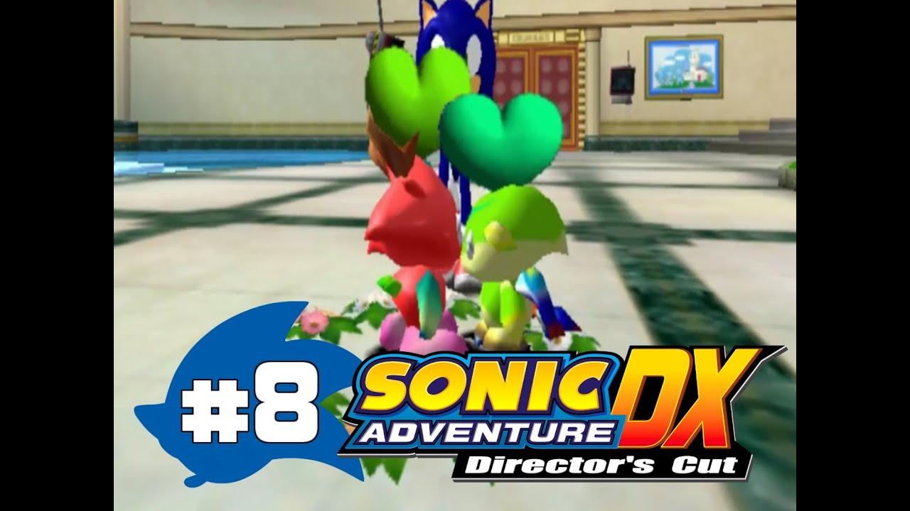 Sonic Adventure Dx 0 Walkthrough Chao Garden Part 8