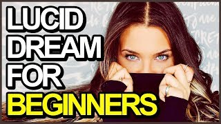 How To Lucid Dream Tonight For Beginners (Complete Guide)