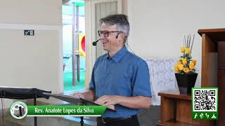 Acoolhei-vos uns aos outros - Romanos 15.1-13 - Rev. Anatote Lopes da Silva - 06/12/2020