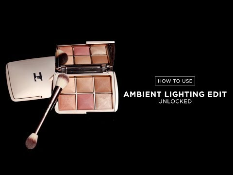 How To Use Bronzer, Blush, and Highlighter with Ambient Lighting Edit Unlocked | Hourglass Cosmetics