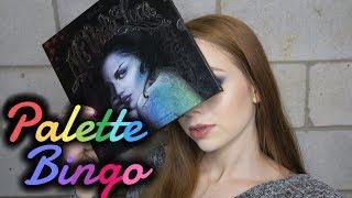Palette Bingo | Collab with MakeupWithMariella