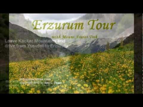 Erzurum Turkey Tour after Kackar Mountains with Mount Ararat Trek by Amy Beam