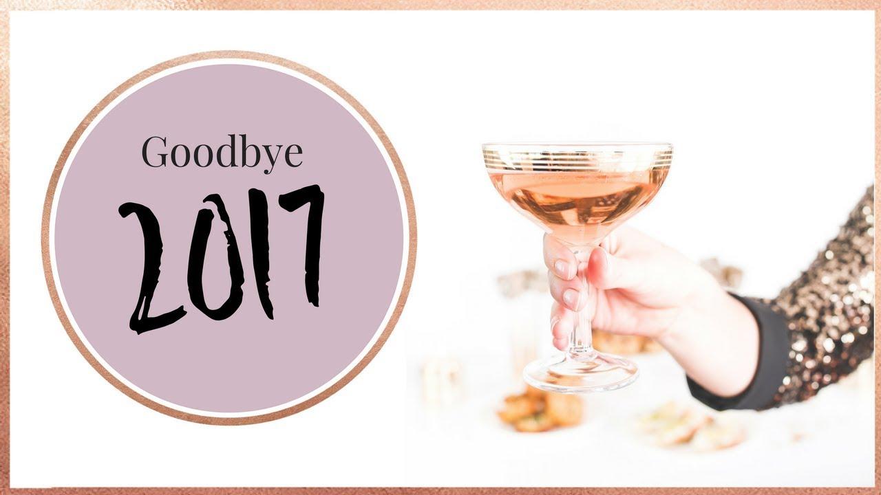 Bildergebnis für goodbye 2017