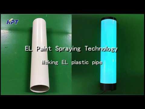 EL Paint Spraying Technology